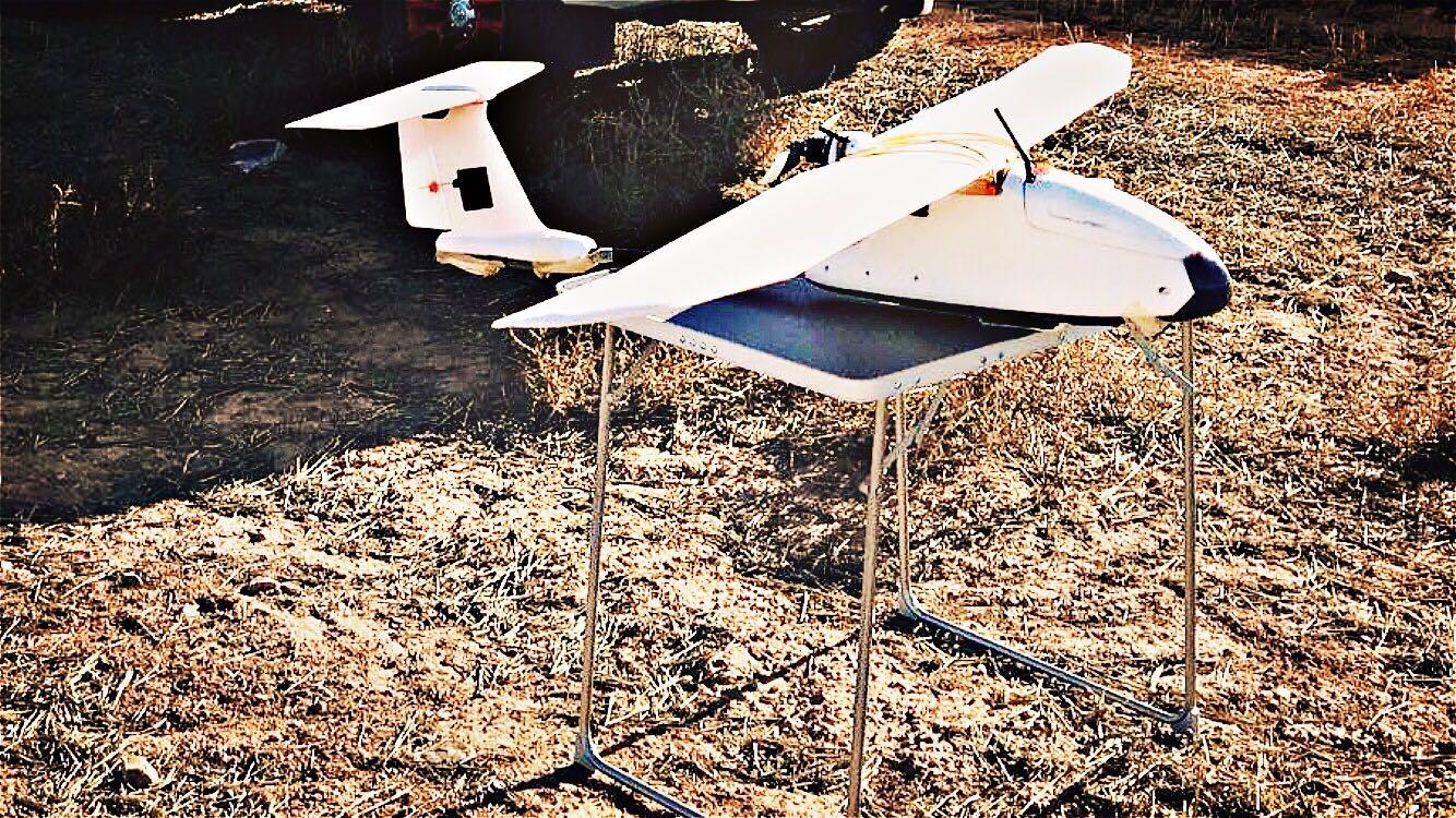 Drones-Ala-fija